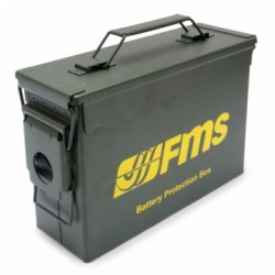 Battery Protection Box Small 279x97x185mm FMS