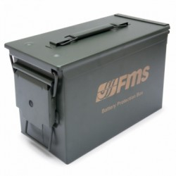 Battery Protection Box 305x155x190mm FMS