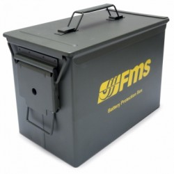 Battery Protection Box Big 328x185x226mm FMS