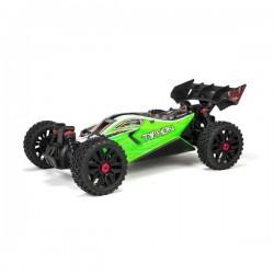 TYPHON Arrma 4X4 550 Mega Brushed 1/8TH 4WD Buggy Green