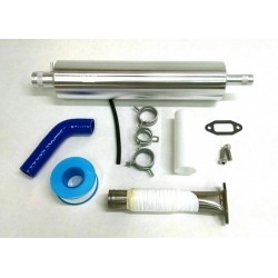 Set Completo Escape (tipo canister) DLE35RA