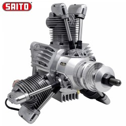 Saito FG-90R3 Four-Stroke Petrol Engine 90cc