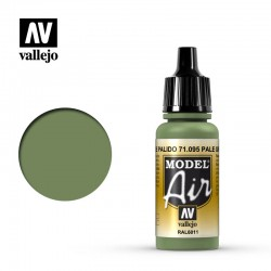 Pale green 17ml Vallejo