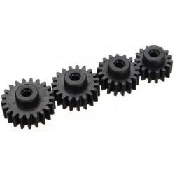 Gear set 15/17/19/21 teeth K989