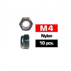 Porcas Autoblocantes M4(10un)