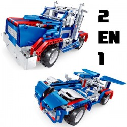 RC 2 in 1 Truck and Car Battery 455pcs