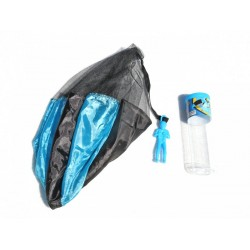 Parachute Skydiver Konrad (blue)