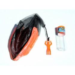 Parachute Skydiver Konrad (orange)