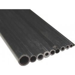Tubo Fibra de Vidro 8/6mm 1mt