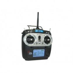 Rádio Hitec Flash 7 2.4Ghz C/ RX OPTIMA7