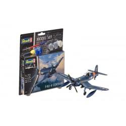 Model Set F4U-4 Corsair 1/72 Revell