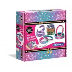 Crazy Chic-Kit de Pulseiras Brilhantes
