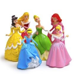 Princesas Mini Figuras-Disney