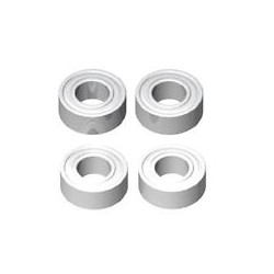 Ball bearing, 5x10x4, R30, R50 tail, CADA