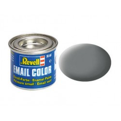 Revell Email Color, Mouse Grey, Matt, 14ml, RAL 7005