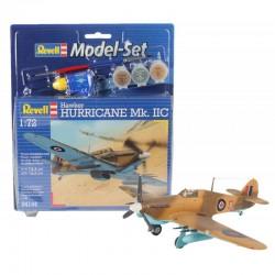 Model Set Hawker Hurricane MK.II 1/72 Revell