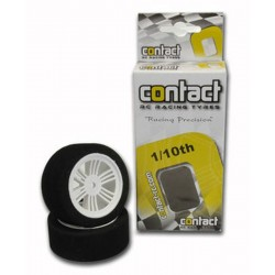 CONTACT NITRO 1:10 ON RIM 35 ° AT THE FRONT, 26MM FOAM RUBBER