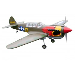 SEAGULL P-40N Warhawk Mat 2032mm ARF