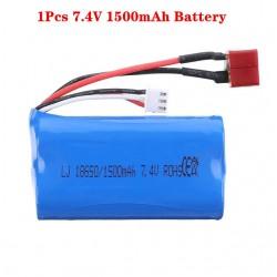 Bateria original Ion-Li 1.500MaH 7,4V t-dean(18650) ZP1001 ZP1002 ZP1003 ZP1004
