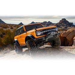 TRX4 2021 Ford Bronco 4WD Crawler Orange