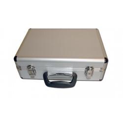 Aluminum case for transmitter