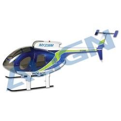 500 Scale Fuselage 500E