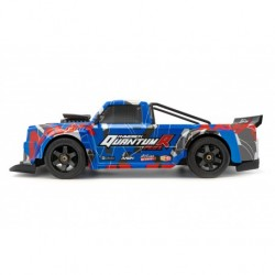 QUANTUMR FLUX 4S 1/8 4WD RACE TRUCK - BLUE/RED
