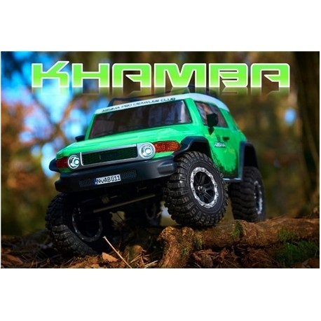 CRAWLER CR3.4 KHAMBA GREEN RTR