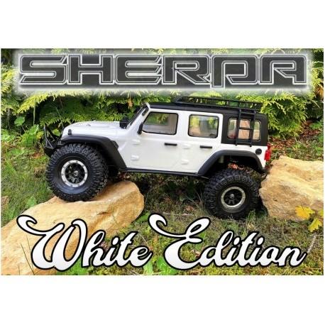 CRAWLER 1:10 EP CR3.4 SHERPA WHITE RTR