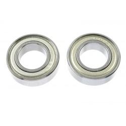 Rolamentos Chrome Steel ABEC 3 Metal 9X17X5 - MR689ZZ