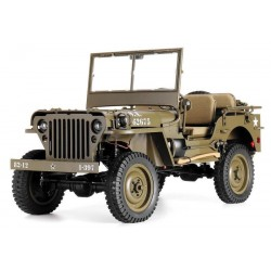 CRAWLER JEEP WILLYS 1941 MB 1/6 RTR
