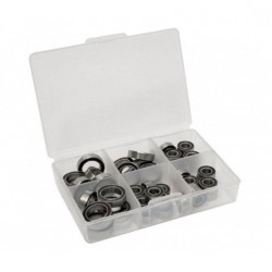 Traxxas TRX-4 Full Bearing Set With Rubber Seals