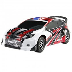 Car, Rally 1/18 WLToys Vortex RTR 2.4Ghz Lipo