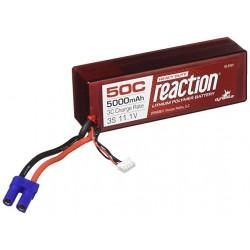 Battery Reaction 5000mah 11.1V 3S1P 50C Hardcase