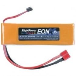 Battery, Lipo, 2S, 1200mAh