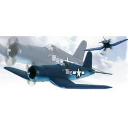 Plane, EP, F4U Corsair, without motor
