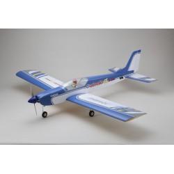 Avião Calmato Alpha 60 SPORTS - BLEU (EP/GP)
