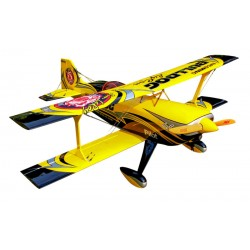 "Avião Pilot-RC Pitts Challenger 87""(40%) 2.20m 100cc."