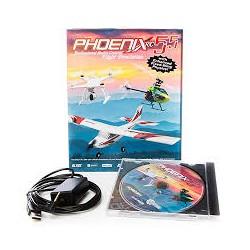 Simulador Phoenix R/C Pro Versão 5.5