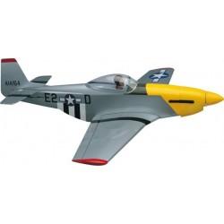 Plane, EP, P-51 Mustang Combat