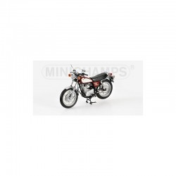 Mota 1/12YAMAHA SR 500-1988-RED/WHITE Minichamps