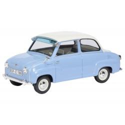 Goggomobil Limousine, light blue/white 1:18