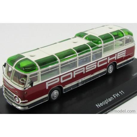 """Neoplan""""Porsche Renndienst"""" Bus, 1:43"""
