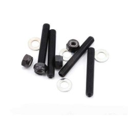 M5x35 set screw, M5 nylon nut