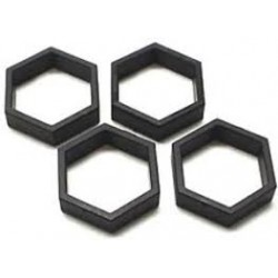 Hex adapters, 14mm to 17mm, SUT