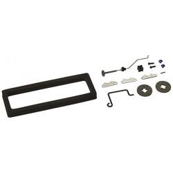 Brake kit, dual disc rear Revo, requires 5414