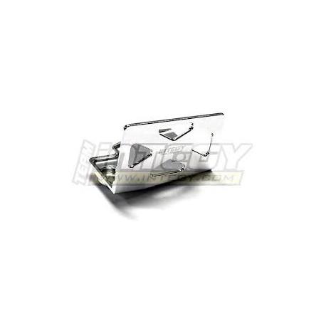 Evolution3 Fuel tank guard, REVO 3.3, 2.5