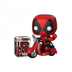 Pop! Rides Deadpool: Deadpool & Scooter