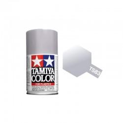 Tinta Spray Tamiya Metálico Silver 100ml Plástico