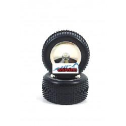 18T Tires / Wheels, Chrome